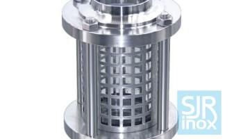Цилиндрическое смотровое стекло для трубопроводов
