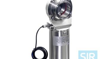 Дисковой поворотный клапан с пневматическим управлением