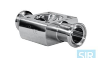 Мембранный клапан с пневматическим управлением Мини