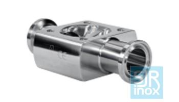 Мембранный клапан Мини с ручным управлением