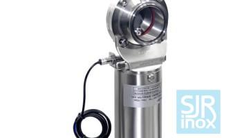 Зажимной дисковой поворотный клапан03